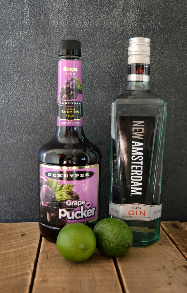 The Best Lime Ricky Cocktail Ever